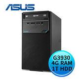 ASUS 華碩 D320MT-0G3930003R (Intel G3930/4G DDR4/1TB/24X DVD-RW/WIN10 PRO) 商用桌上型電腦