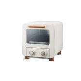 日本mosh電烤箱M-OT1 IV 白