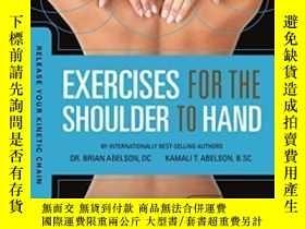 二手書博民逛書店Release罕見Your Kinetic Chain With Exercises For The Should
