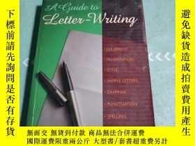 二手書博民逛書店A罕見guide to letter-writingY396820 ISBN:9781842053348