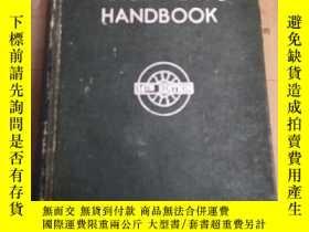 二手書博民逛書店MACHⅠNERY'S罕見HANDBOOk(1949年)Y271