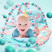 降價優惠兩天-腳踏鋼琴健身架腳踏鋼琴健身架新生兒寶寶音樂遊戲毯早教益智玩具wy