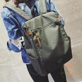 電腦包後背包15.6寸韓版原宿大容量包男女大學生【橘社小鎮】
