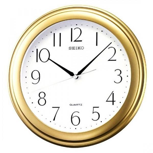 附發票 28.7公分【時間光廊】SEIKO 日本 精工 掛鐘 全新原廠公司貨 QXA576G 時鐘