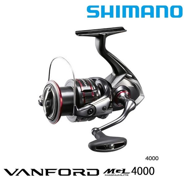 漁拓釣具 SHIMANO 20 VANFORD 4000 [紡車捲線器]