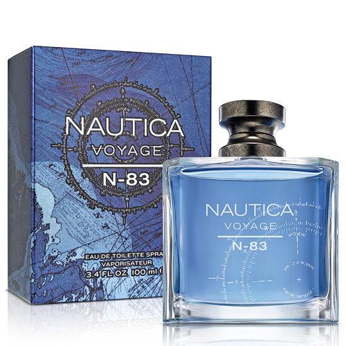 【送禮物首選】NAUTICA 航海 N-83 香水 100ml [42624]