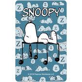 SNOOPY《ZZZ》一卡通