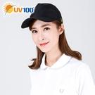 UV100 防曬 抗UV-雷射透氣孔鴨舌帽
