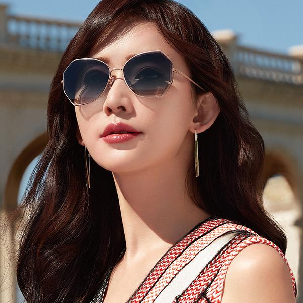 HELEN KELLER 林志玲代言 H8826 N07 (玫瑰金) 太陽眼鏡 久必大眼鏡