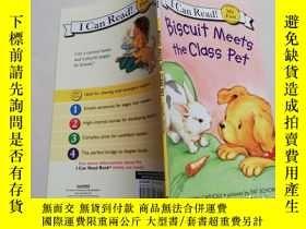二手書博民逛書店Biscuit罕見meets the class petY879