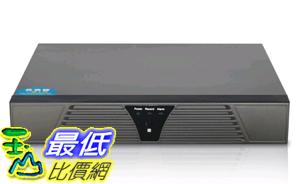 [106大陸直寄] 領防員 數字高清NVR硬碟錄影機 遠程監控4路1080P主機8路960P網路 1TB