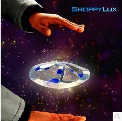 【618好康又一發】魔術道具UFO 懸浮飛碟兒童