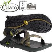 Chaco ZCM01_HD10櫸木拼接 男越野運動涼鞋-Z1標準款休閒鞋 東山戶外