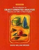 二手書《An Introduction to Object-Oriented Analysis: Objects and UML in Plain English》 R2Y ISBN:0471371378