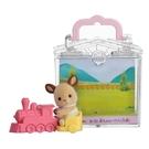 《 森林家族 - 日版 》嬰兒火車提盒 / JOYBUS玩具百貨