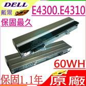 DELL 電池(原廠)-戴爾 電池- LATITUDE E4300,E4310,CP284,CP294 CP296,X855G,XX334,YP459,YP463,HW900