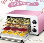 220V干果機家用食品烘干機水果蔬菜寵物食物脫水風干機小型果干機WD 晴天時尚館