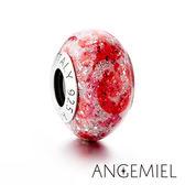 Angemiel安婕米 義大利純銀珠飾 秀麗 琉璃珠
