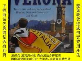 二手書博民逛書店英文原版罕見A Season with Verona by Ti