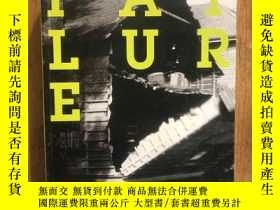 二手書博民逛書店Failure(Whitechapel罕見Gallery,Documents of Contemporary Ar