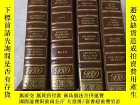 二手書博民逛書店SELECTION罕見DU LIVRE(四本合售)Y258294