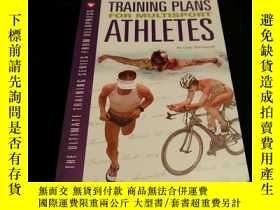 二手書博民逛書店Training罕見Plans for Multisport A