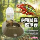 金德恩 台灣製造台灣製造 LIXIT小型寵物蜥蜴烏龜四足類飲水給水器150cc