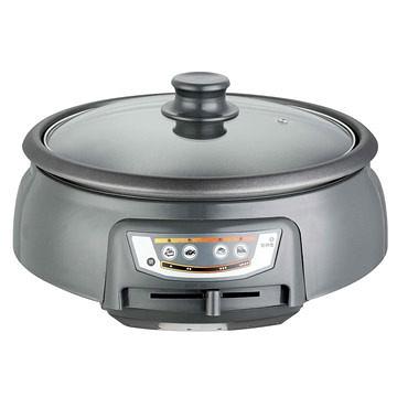 【中彰投電器】大家源(2.8公升)多功能料理鍋,TCY-3730【全館刷卡分期+免運費】料理達人輕鬆當~