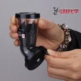 YAMADA日本進口 廚房芝麻研磨器 手動輔食調味瓶 擠壓瓶 不能磨碎 歐韓時代