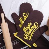 防燙加厚微波爐烘焙手套