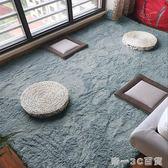 客廳小地毯臥室床邊長方形床前榻榻米房間滿鋪可愛毛絨羊羔絨地墊 【帝一3C旗艦】