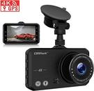 Campark【美國代購】4K行車記錄器 WiFi GPS 3英寸IPS屏幕 UHD 2160P
