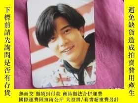 二手書博民逛書店1993年年曆片罕見郭富城.Y20865