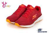Skechers GO RUN PURE 男款 慢跑鞋 跑步系列 輕量 透氣 運動鞋 Q8271#紅色◆OSOME奧森童鞋