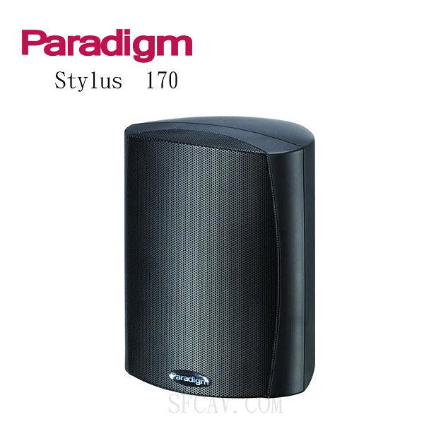 【勝豐群音響竹北】Paradigm Stylus 170 戶外專用喇叭 (4支裝/組)