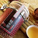 【第一稻米倉】紅糙米茶(600g/罐) _手作烘製_天天好氣色_紅米添糙米