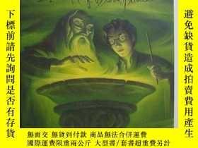 二手書博民逛書店harry罕見potter and the half blood prince(英文版哈利波特 品好)Y693