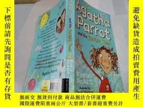二手書博民逛書店agatha罕見parrot and the floating head:阿加莎鸚鵡和浮頭Y212829 不祥