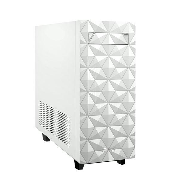 華碩 H-S340MF-I39100002T 淨透白  I3獨顯SSD桌上型電腦