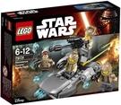 LEGO 樂高 星球大戰 戰鬥包 反亂軍...