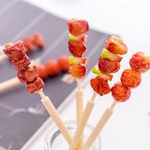 【BlueCat】香辣烤丸子烤肉串羊肉串 水性筆 中性筆