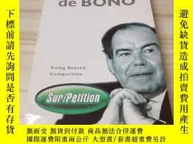 二手書博民逛書店sur petition罕見edward de bonoY312