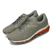 【六折特賣】Asics 慢跑鞋 Gel-Quantum 360 5 綠 橘 男鞋 運動鞋 【ACS】 1021A186300