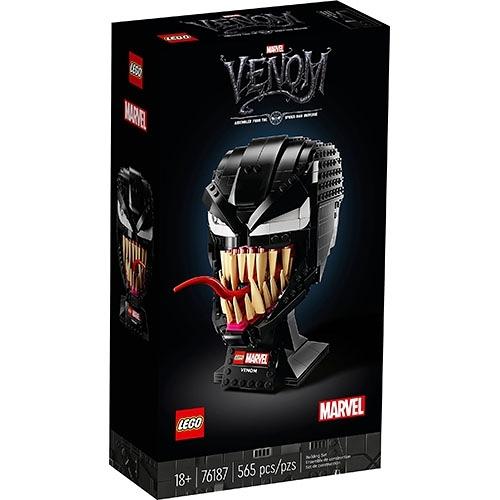 樂高積木 LEGO《 LT76187 》SUPER HEROES 超級英雄系列 - Venom/ JOYBUS玩具百貨