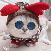 寵物貓咪衣服女小貓幼貓加菲貓英短貓貓小奶貓可愛搞笑裝 印象家品旗艦店