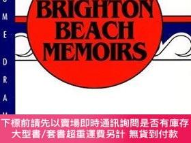 二手書博民逛書店Brighton罕見Beach MemoirsY255174 Simon, Neil Penguin Usa