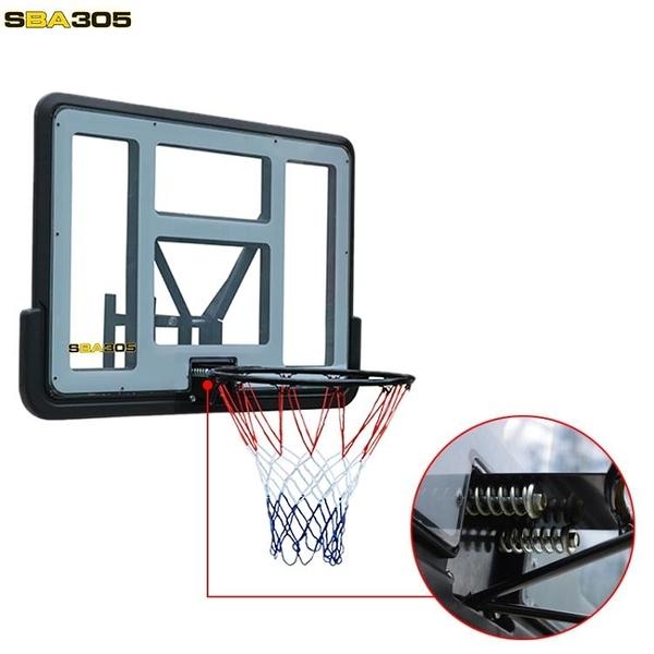 籃球架室外成人標準籃球框家用籃球板掛壁式戶外籃球框 叮噹百貨