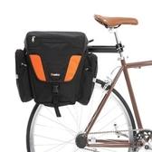 Walco MOVePAK單車雙向側馬鞍-雙包裝 黑橘(x2)