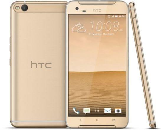 福利品 展示機 HTC One X9 dual sim /X9u 3G/32G 5.5吋 金屬機身 1300萬畫素 狀況佳 金色/ 限量優惠