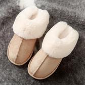 2020爆款棉拖鞋女秋冬季家居情侶保暖家用居家毛絨男月子棉鞋